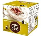 Nescafe Dolce Gusto Cappuccino capsules 16 capsules