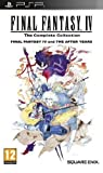 Final Fantasy IV: The Complete Collection (Sony PSP)