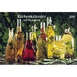 Küchenkalender 2015: Broschürenkalender mit Ferienterminen
