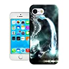 Longcase stone faces water seahorse fountain TPU cell phone case for iphone5c