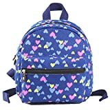SLL Kids Small Backpack Baby Girls Toddler Child Nursery Girl Mini School Bags Travel Backpacks Book bag Blue