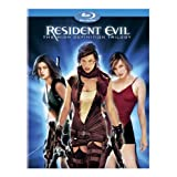 Resident Evil: The High-Definition Trilogy (Resident Evil / Resident Evil: Apocalypse / Resident Evil: Extinction) [Blu-ray] ~ Milla Jovovich