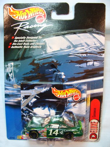 Nascar Diecast 1999 Hot Wheels Pro Racing Deluxe 1:64 #14 Conseco