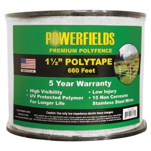 Powerfields R-39-C4 4-Pack Splice Buckle, 1/2-Inch