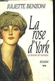 LE BOITEUX DE VARSOVIE.TOME 2.LA ROSE D'YORK.
