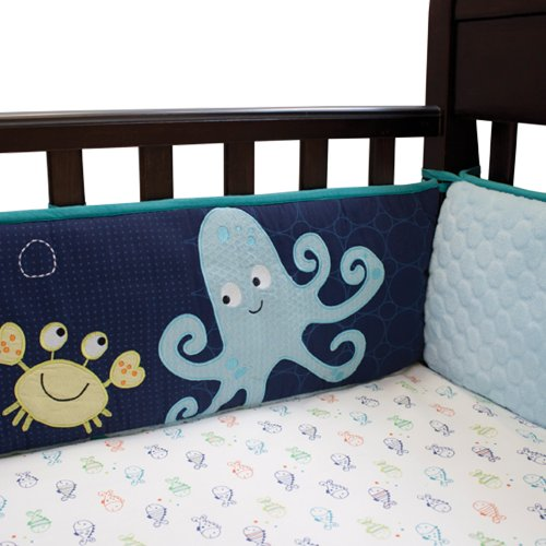 Sea Baby Bedding 1960 front