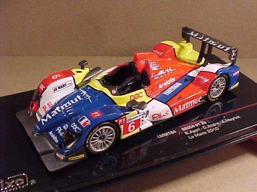 Oreca 01E #6 - Le Mans 2010 - 1/43rd Scale IXO Model