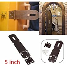 Alcoa Prime New Arrival 5 Inches Iron Fastener Toggle Latch Catch Case Suitcase Boxes Chests Trunk Lock For Toolbox