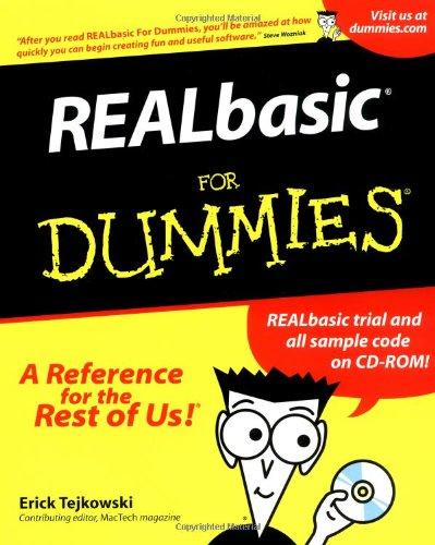 REALbasic® For Dummies®