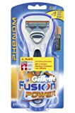 Gillette Fusion Power Rasierer batteriebetrieben Phenom Edition