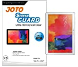 JOTO - Samsung Galaxy Tab Pro 12.2 Tablet Screen Protector Film Ultra Crystal Clear (Invisible) with Lifetime Replacement Warranty, SM-T900 / SM-T905, TabPRO 12.2 (3 Pack)