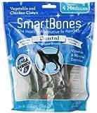 SmartBones Dental Dog Chew, Medium, 4-count