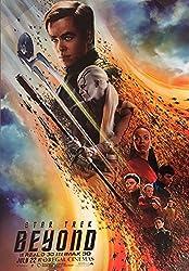 US版ポスター スタートレックビヨンド Star Trek Beyond us3 69×101cm 両面印刷 D/S [並行輸入品]