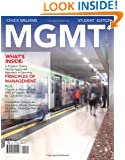 MGMT 4 (with Management CourseMate with eBook Printed Access Card)