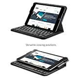 Anker® Bluetooth Folio Keyboard Case for iPad mini 3 / mini 2 / mini with 4-Month Battery Life Between Charges and Comfortable Low-Profile Keys TC840
