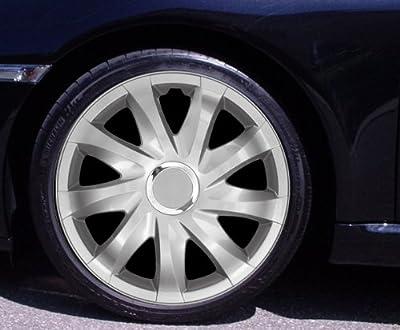 Radkappen DRIFT silber 16 Zoll Renault Avantine, Espace, Fluence, Kangoo, Laguna, Megane, Scenic von Autoteppich-Stylers GmbH bei Reifen Onlineshop