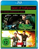 21 Jump Street/ The Green Hornet - Best of Hollywood/2 Movie Collector's Pack [Blu-ray]