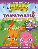 Fangtastic Sticker Activity Book (Moshi Monsters)