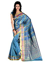 Roopkala Kanjivaram Art Silk Saree - B00TV4WKSQ