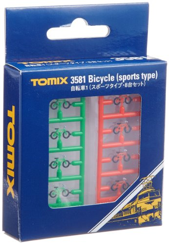 TOMIX N gauge 3581 bike 1 (8-car set)
