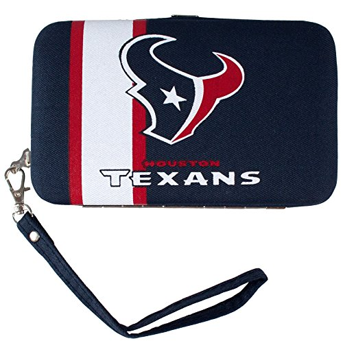 nfl-houston-texans-shell-wristlet-35-x-05-x-6-inch-blue-by-littlearth