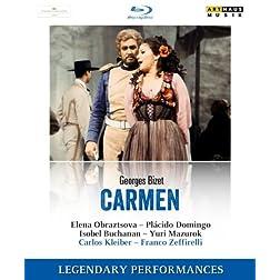 Bizet: Carmen at Wiener Staatsoper, 1978 [Blu-ray]