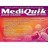 MediQuik Drug Cards