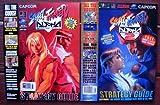 2x VERSUS BOOKS STREET FIGHTER ALPHA 2 & CAPCOM SFA Warriors Dreams Official PERFECT GUIDE (Versus Books Perfect Guide)