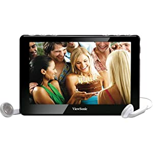 Viewsonic Moviebook VPD400 4.3-Inch HD Digital Portable Player