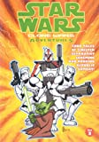 Clone Wars Adventures 3 (Turtleback School & Library Binding Edition) (Star Wars: Clone Wars Adventures (PB)) (1417674245) by Blackman, Haden
