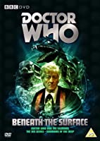 Doctor Who - Beneath the Surface (The Silurians [1970] / The Sea Devils [1972] / Warriors of the Deep [1984]) [DVD]