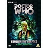 Doctor Who - Beneath the Surface (The Silurians [1970] / The Sea Devils [1972] / Warriors of the Deep [1984]) [DVD]by Jon Pertwee