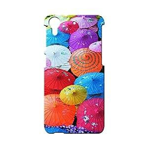BLUEDIO Designer Printed Back case cover for HTC Desire 626 - G5686