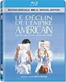 Decline of The American Empire: 25th Anniversary Edition / Le Dclin de l'empire amricain: dition spciale 25 ans [Blu-ray]