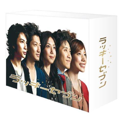 ラッキーセブン Blu-ray BOXの画像