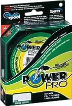 Power Pro 80 lb X 500 Yd Spool Mossy Green Braided line [Misc.]