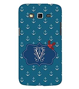 EPICCASE Anchor Everywhere Mobile Back Case Cover For Samsung Galaxy Grand Max (Designer Case)