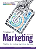 img - for Principles of Marketing by Kotler, Philip, Armstrong, Gary, Harris, Lloyd, Piercy, Nige European of 6th r edition (2013) Paperback book / textbook / text book