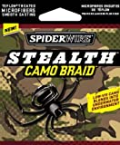 Spiderwire Stealth Braid 125-Yard Spool (Camo, Pound/Diameter 10/2)