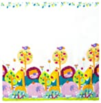Kushies Baby Jungle Themed Shower Cur...