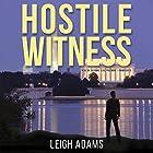 Hostile Witness: The Kate Ford Mysteries, Book 1 Hörbuch von Leigh Adams Gesprochen von: Suzanne Elise Freeman