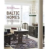 Baltic Homes: Inspirational Interiors from Northern Europeby Solvi dos Santos