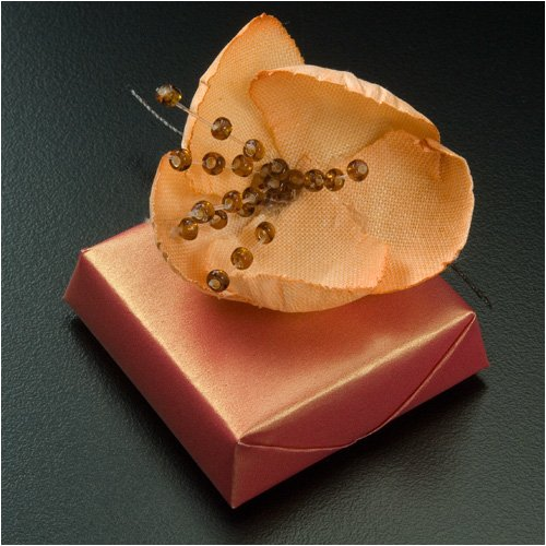 Wedding Chocolate Favor - Orange Glamour - Patchi