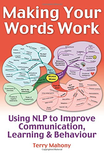 Making Your Words Work: Using NLP to improve communication, learning & behaviour: Using NLP to Improve Communication, Learning and Behaviour