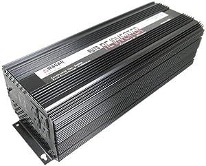 Wagan 5000 Watt Smart AC Power Inverter by Wagan