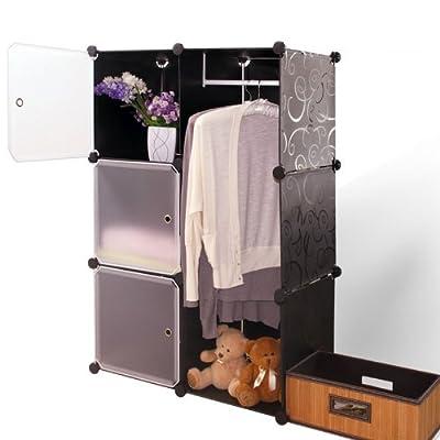 环保树脂片简易衣柜