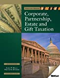img - for 2010 Corporate, Partnership, Estate, and Gift Tax (with H&R BLOCK At Home(TM) Tax Preparation Software) (Taxation Series) book / textbook / text book