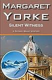 Silent Witness (Patrick Grant) (075513012X) by Yorke, Margaret