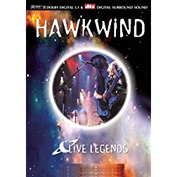 Hawkwind Live Legends