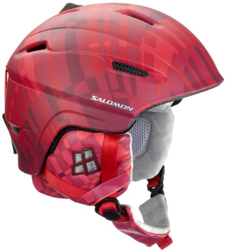 SALOMON Skihelm Creative Line Custom Air, raspbemat, 58-59, 12710559